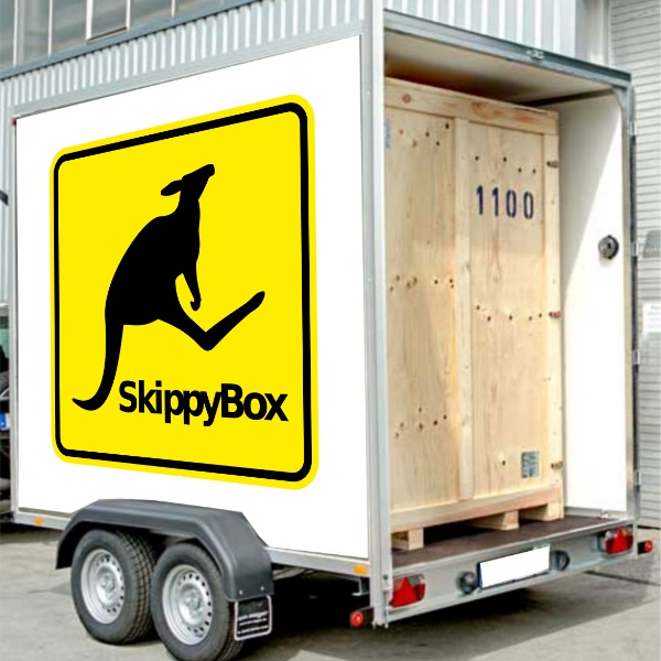 Skippy Box mobiele Self Storage